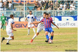 FIDELIS ANDRIA-CASARANO 1-0 / Il tabellino