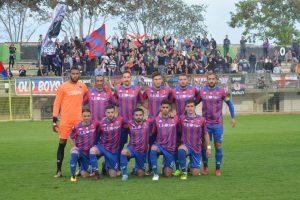 BITONTO-CASARANO 1-0 / Il tabellino