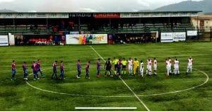 GELBISON-CASARANO 0-0 / Il tabellino