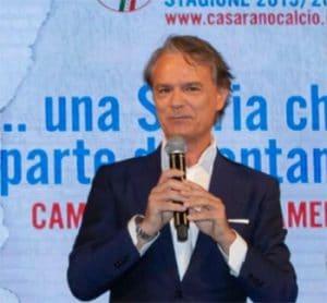 Le dichiarazioni del presidente Maci e di mister Bitetto